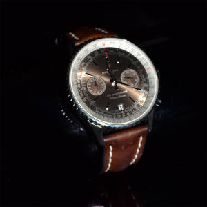 Breitling Limited edition chronometer mont brilliant £4,950