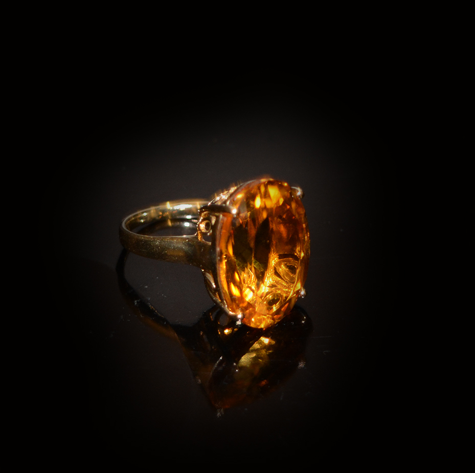 Topaz Cocktail ring £850.00